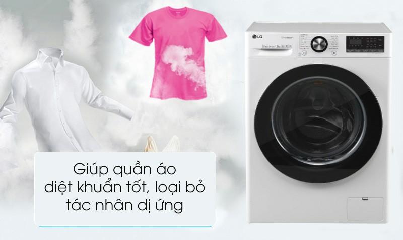 Máy giặt LG FV1450S3W Inverter 10.5 kg 5