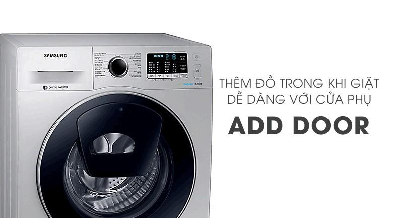 Máy giặt Samsung WW10K54E0UW Inverter 10 kg 1