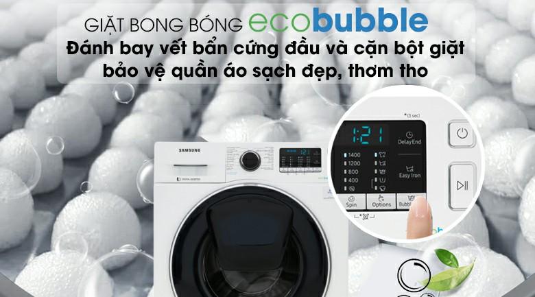 Máy giặt Samsung WW10K54E0UW Inverter 10 kg 2