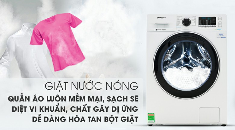 Máy giặt Samsung WW10K54E0UW Inverter 10 kg 6