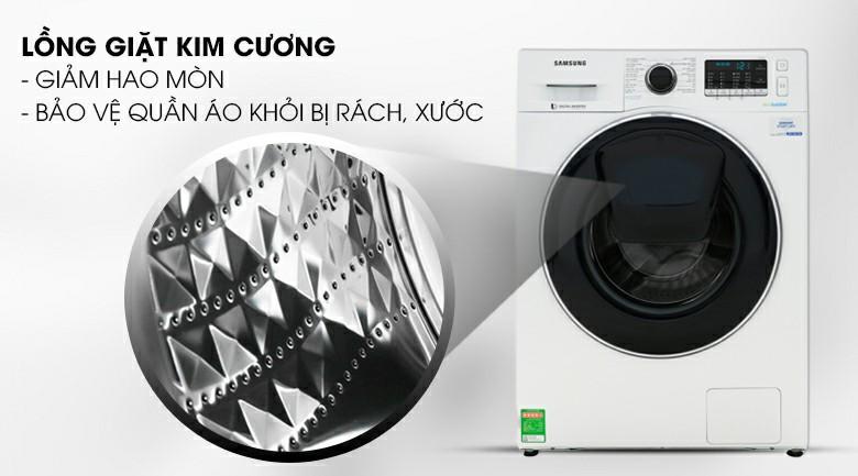 Máy giặt Samsung WW10K54E0UW Inverter 10 kg 7
