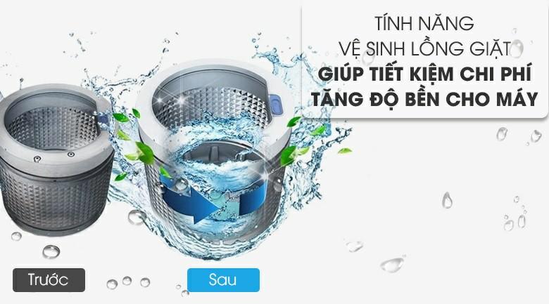 Máy giặt lồng đứng Aqua 10 kg AQW-FR100ET.H 5