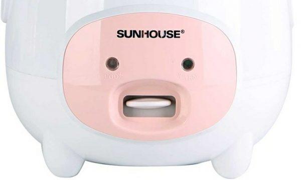Nồi cơm điện Sunhouse SHD8217W 1.2 lít 4