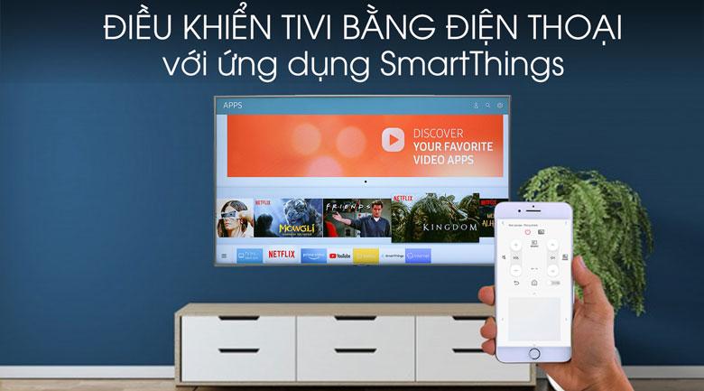 Smart Tivi Samsung UA65RU7400 65 inch 10