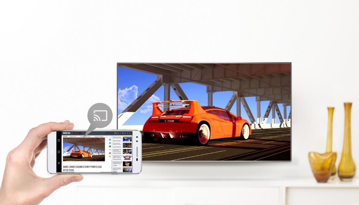 Smart Tivi TCL L55P8 55 inch 10