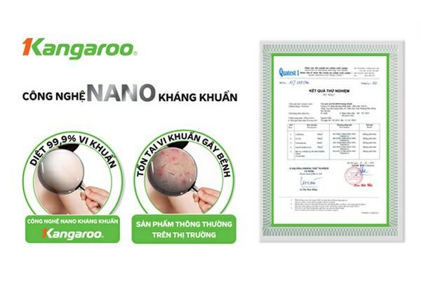 Tủ đông Kangaroo KG298A2 388 Lít 3