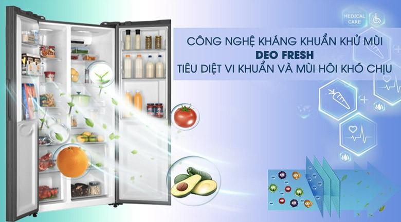 Tủ lạnh AQUA AQR-IG696FS Inverter 602 lít 5