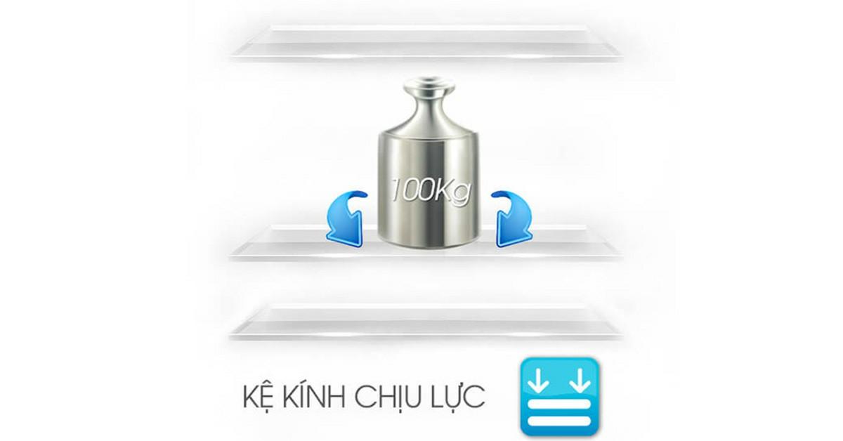 Tủ lạnh Hitachi SG38PGV9X-GBK Inverter 375 lít 7