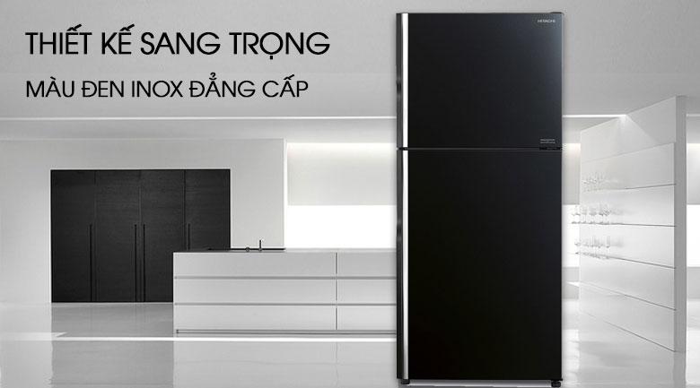 Tủ lạnh Panasonic FG510PGV8 (GBK) Inverter 406 lít 1