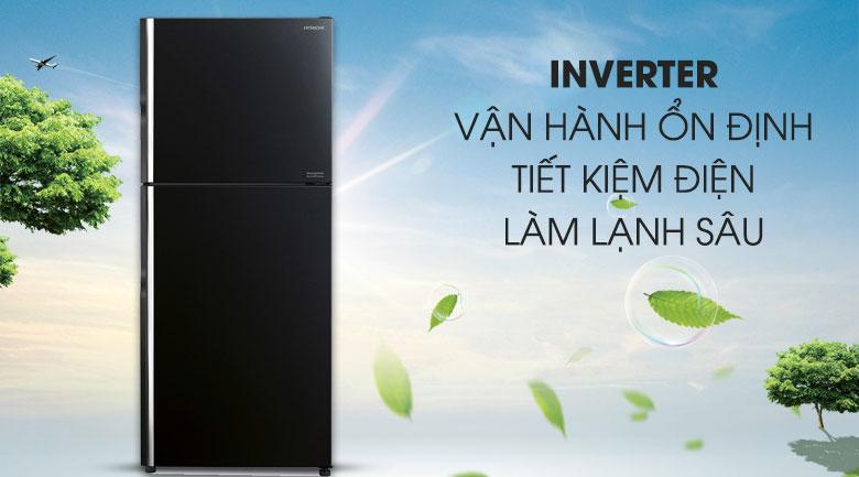 Tủ lạnh Panasonic FG510PGV8 (GBK) Inverter 406 lít 3