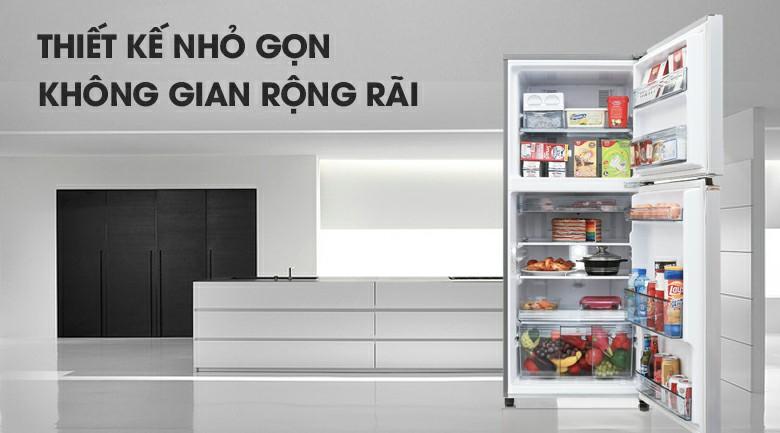 Tủ lạnh Panasonic NR-BL267VSV1 Inverter 234 lít 1
