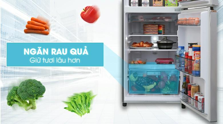 Tủ lạnh Panasonic NR-BL267VSV1 Inverter 234 lít 9