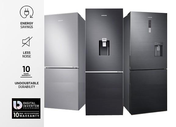 Tủ lạnh Samsung RB27N4180B1 Inverter 276 lít 4