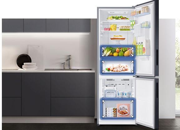Tủ lạnh Samsung RB27N4180B1 Inverter 276 lít 5
