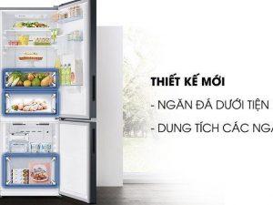 Tủ lạnh có thiết kế ngăn đá dưới