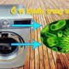 máy giặt ngày nồm ẩm