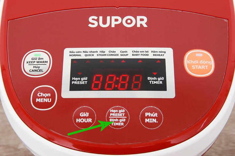 Nồi cơm điện SUPOR CFXB20FC17A-35