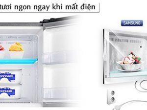 thực phẩm tươi ngon trong tủ lạnh khi mất điện