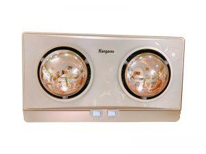 Đèn sưởi nhà tắm Kangaroo KG247V 1