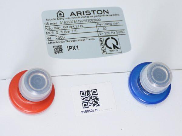Bình nóng lạnh Ariston AN2 30R 2.5 FE 30 lít 5