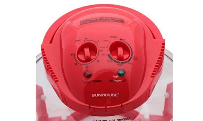 Lò nướng Sunhouse SH416 12 lít 3