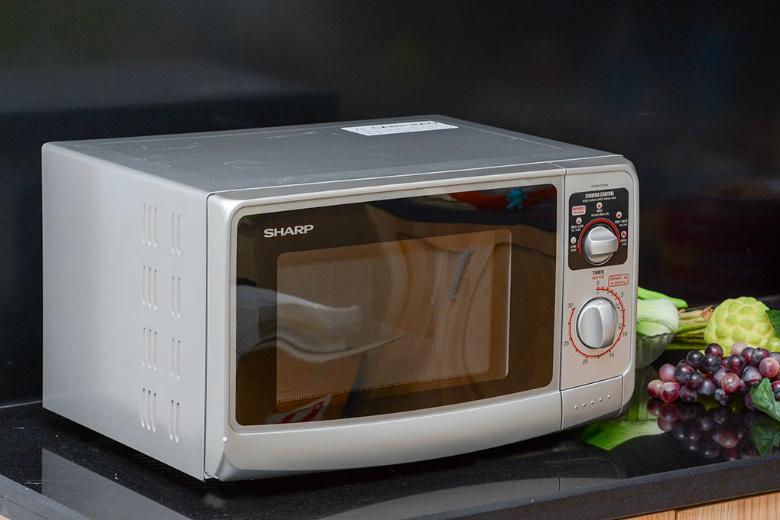 Lò vi sóng Sharp R-20A1(S)VN 22 lít 1