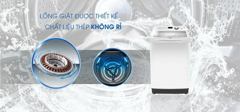 Máy giặt AQUA AQW-FR120CT W 12 kg 4