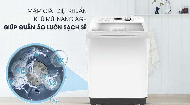Máy giặt AQUA AQW-FR120CT W 12 kg 5