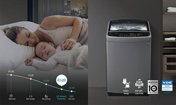 Máy giặt LG T2350VS2W Inverter 10.5 kg 2