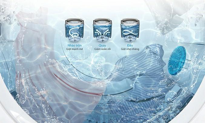 Máy giặt LG T2350VS2W Inverter 10.5 kg 3