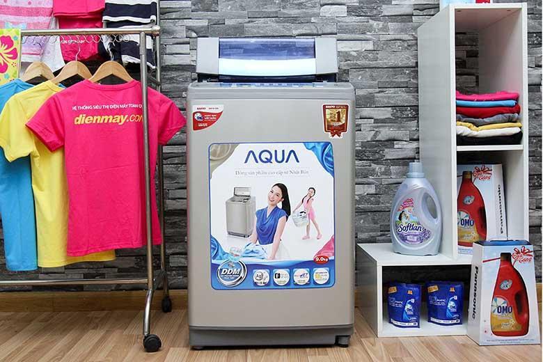 Máy giặt Sanyo ASW-DQ90ZT 9 kg 1
