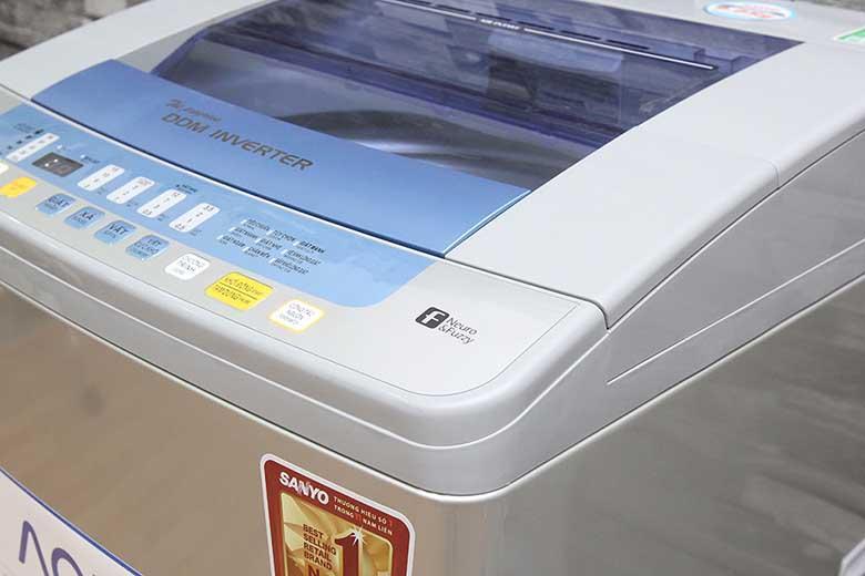 Máy giặt Sanyo ASW-DQ90ZT 9 kg 2