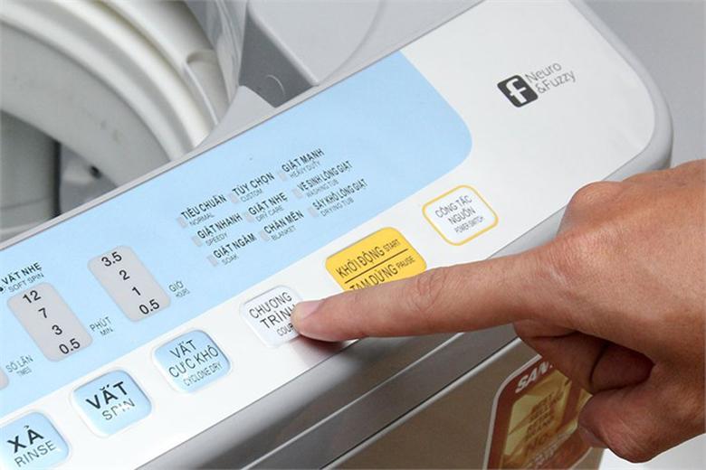 Máy giặt Sanyo ASW-DQ90ZT 9 kg 5