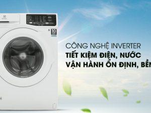 Máy giặt cửa trước Electrolux EWF7525DQWA