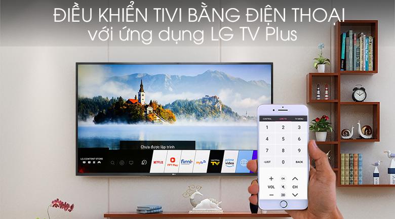 Smart tivi LG 4K 43UM7400PTA 43 inch 10