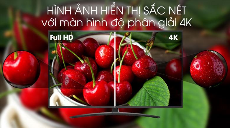 Smart tivi LG 4K 43UM7400PTA 43 inch 2