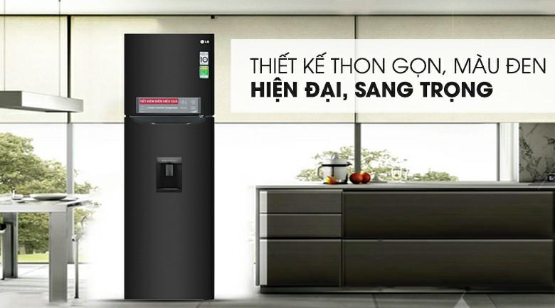 Tủ lạnh LG GN-D255BL Inverter 255 lít 1