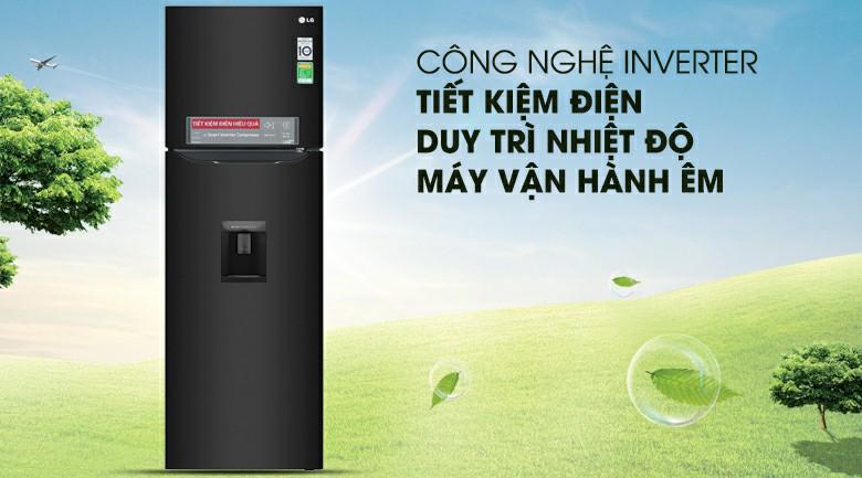 Tủ lạnh LG GN-D255BL Inverter 255 lít 4