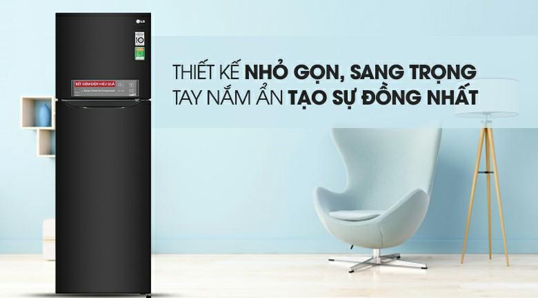 Tủ lạnh LG GN-M255BL Inverter 255 lít 1