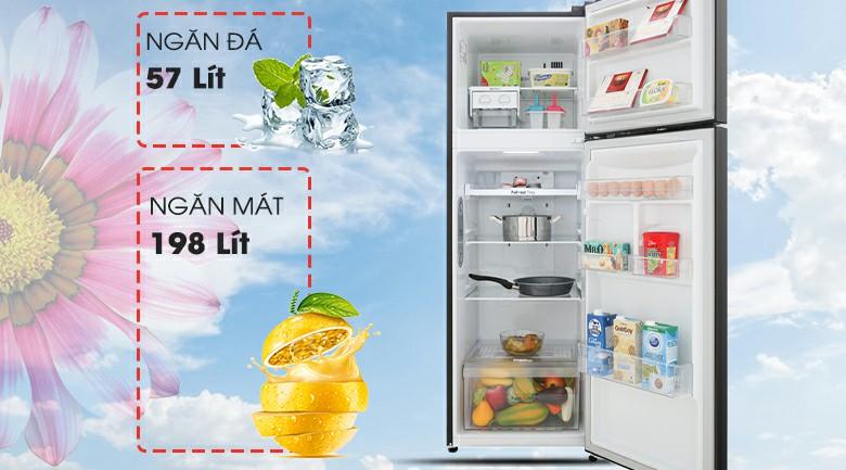Tủ lạnh LG GN-M255BL Inverter 255 lít 2