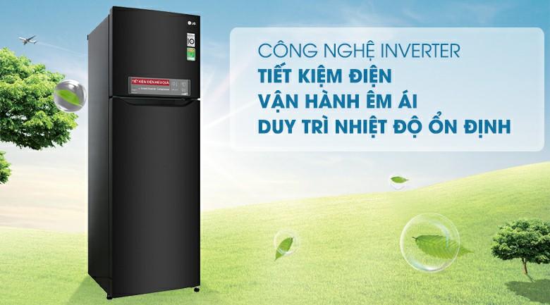 Tủ lạnh LG GN-M255BL Inverter 255 lít 3