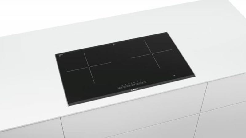 Sản phẩm bếp từ Bosch PPI82560MS sử dụng an toàn