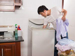 thị trường máy giặt hơi nước