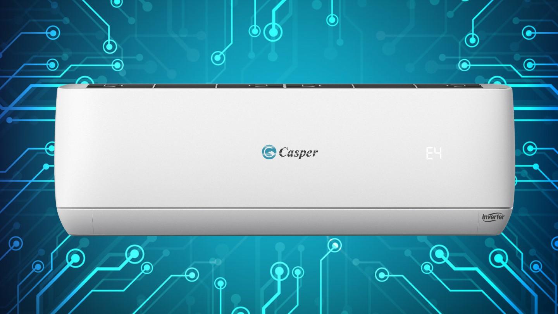 Điều hòa Casper GC-09TL22 Inverter 1 chiều 9000btu 2