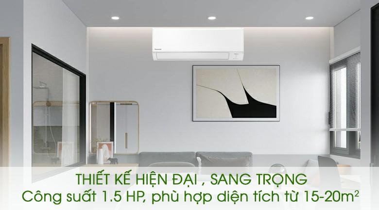 Điều hòa Panasonic XPU12WKH-8 Inverter 1 chiều 12000btu 1