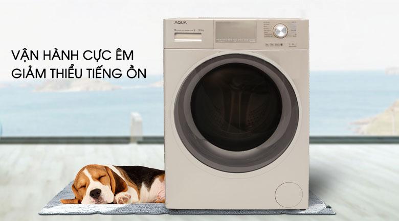 Máy giặt AQUA AQD-D950E N Inverter 9.5 kg 1