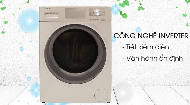 Máy giặt AQUA AQD-D950E N Inverter 9.5 kg 4
