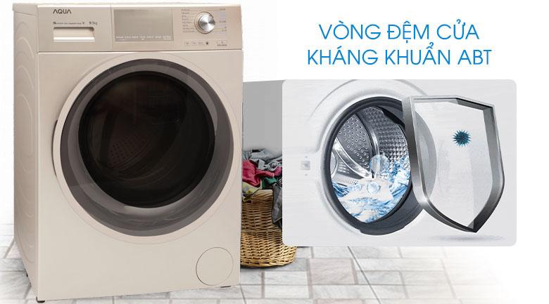 Máy giặt AQUA AQD-D950E N Inverter 9.5 kg 5
