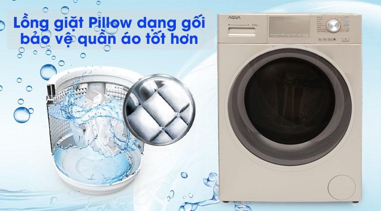 Máy giặt AQUA AQD-D950E N Inverter 9.5 kg 6