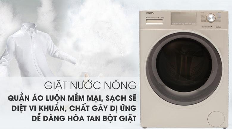 Máy giặt AQUA AQD-D950E N Inverter 9.5 kg 7